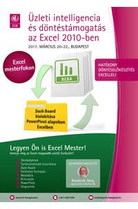 Üzleti intelligencia és döntéstámogatás az Excel 2010-ben