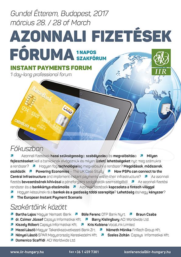 Azonnali fizetések fóruma