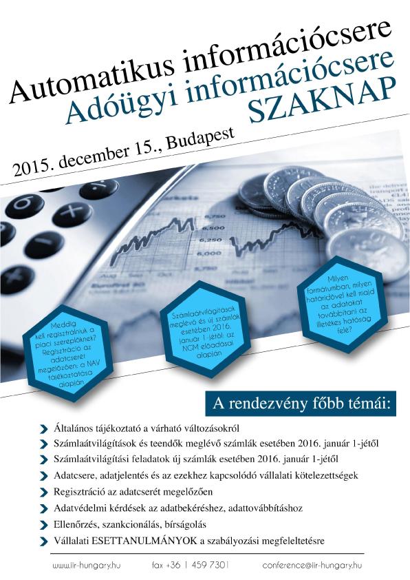 Adóügyi információcsere