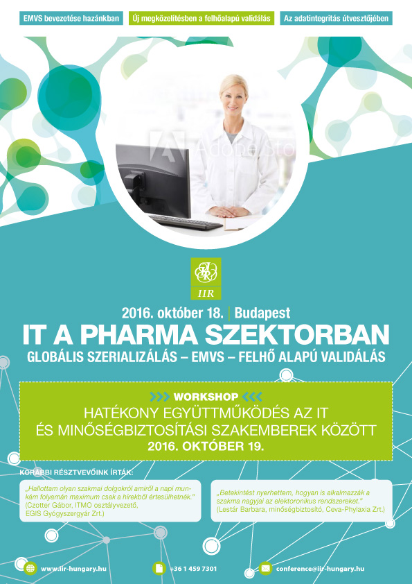 IT a Pharma szektorban