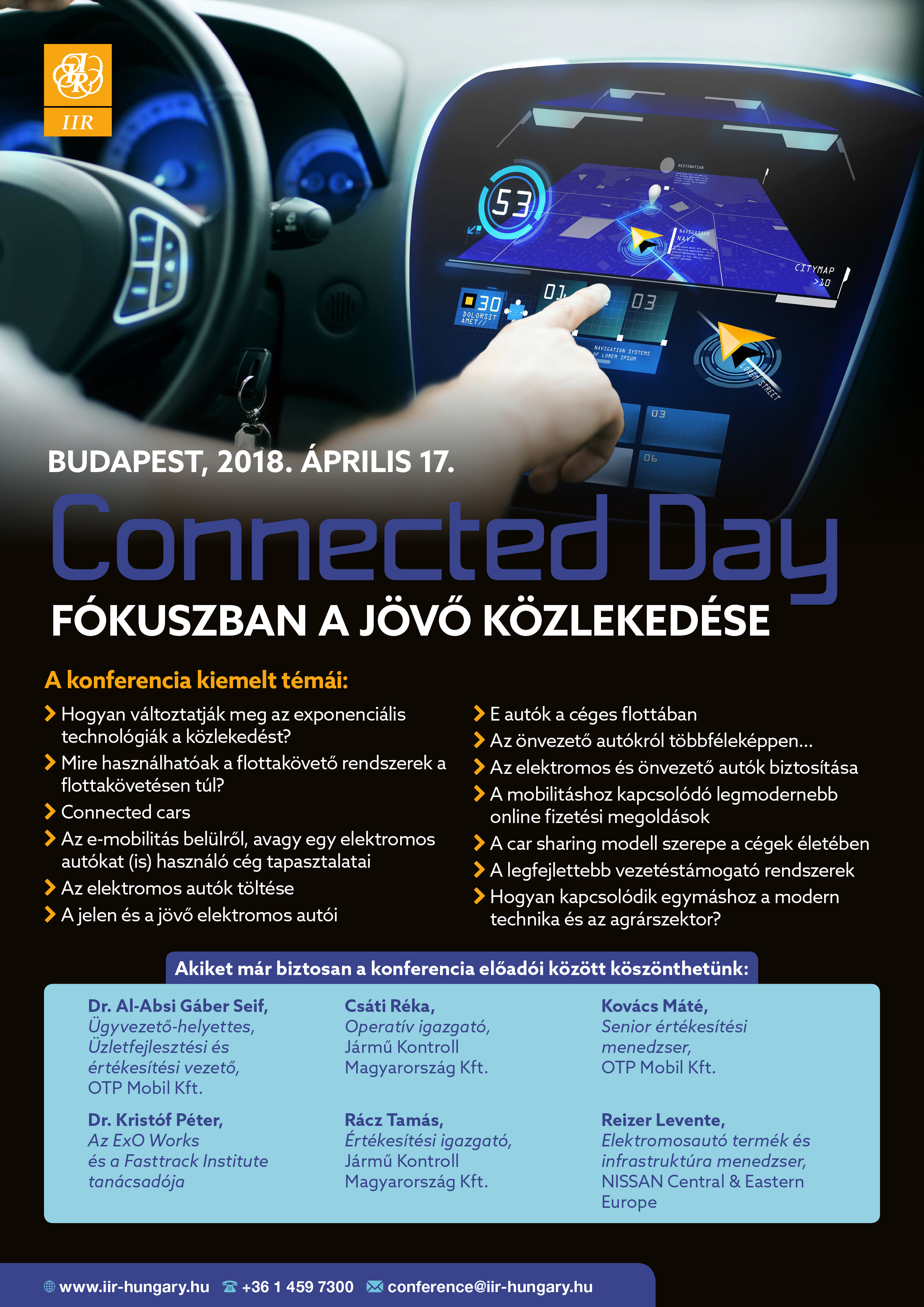 Connected day