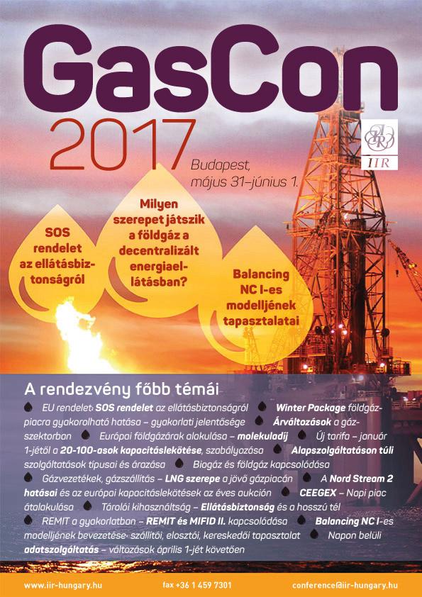 GasCon 2017