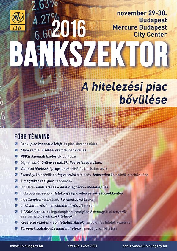 Bankszektor 2016