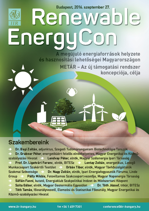 Renewable energyCon
