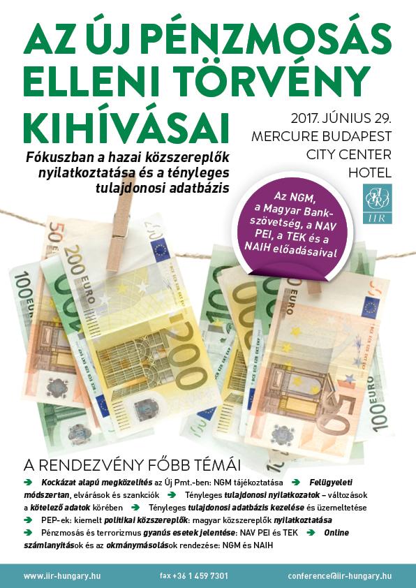 Az új pénzmosás