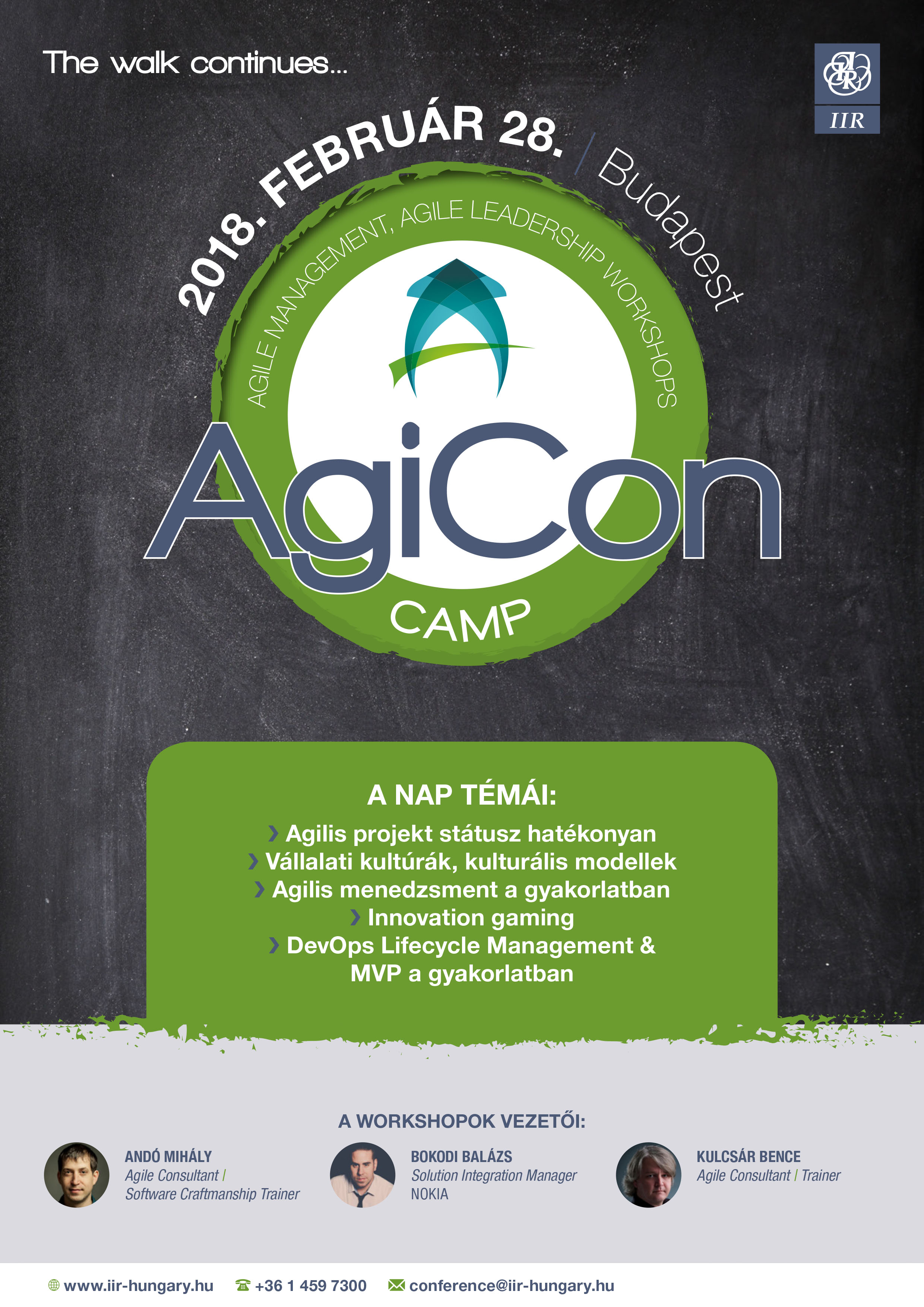 AgiCon Camp