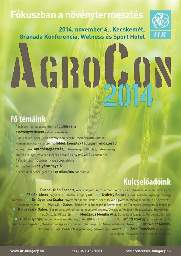 AgroCon 2014